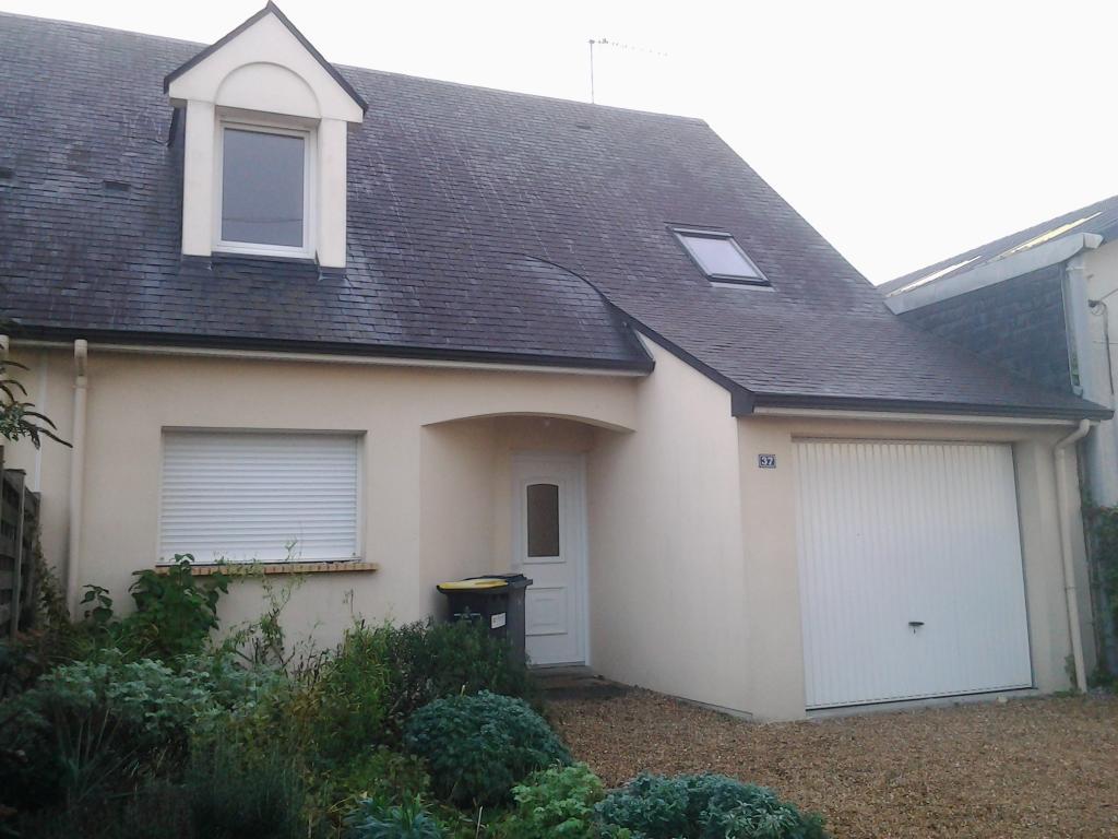 Location particulier à particulier, maison, de 116m² à Angers