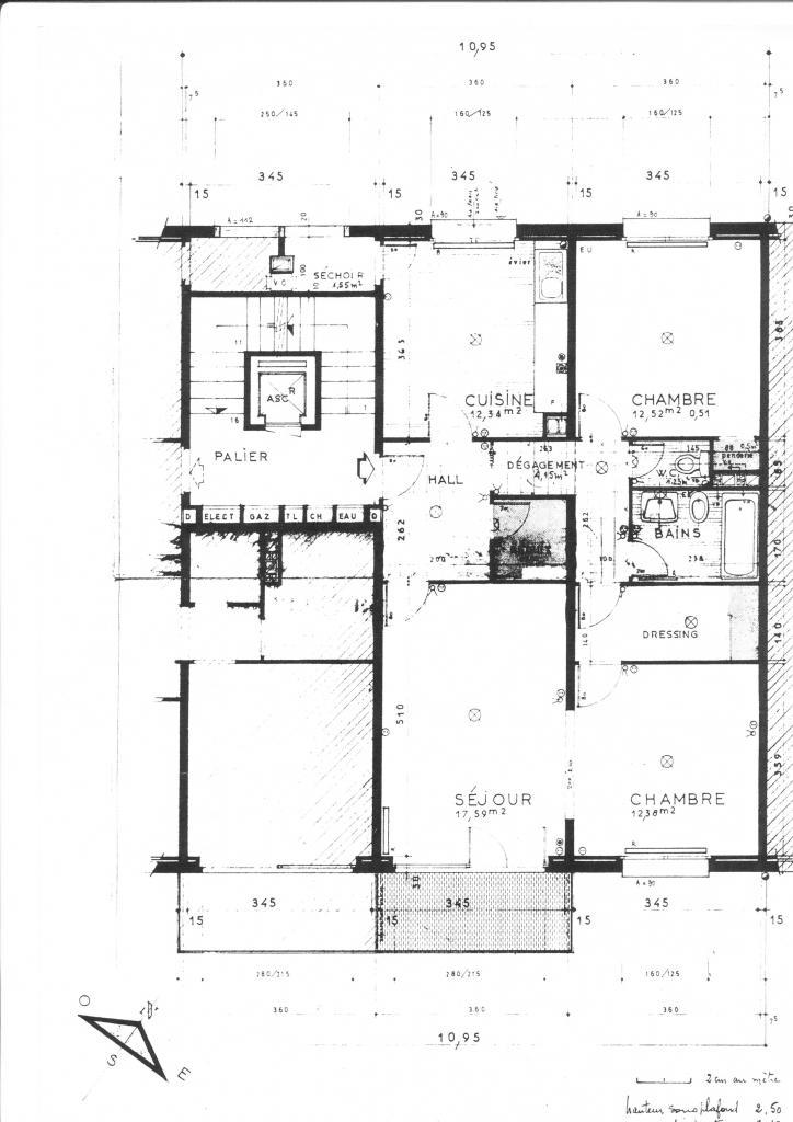 Location appartement par particulier, appartement, de 77m² à Annecy-le-Vieux