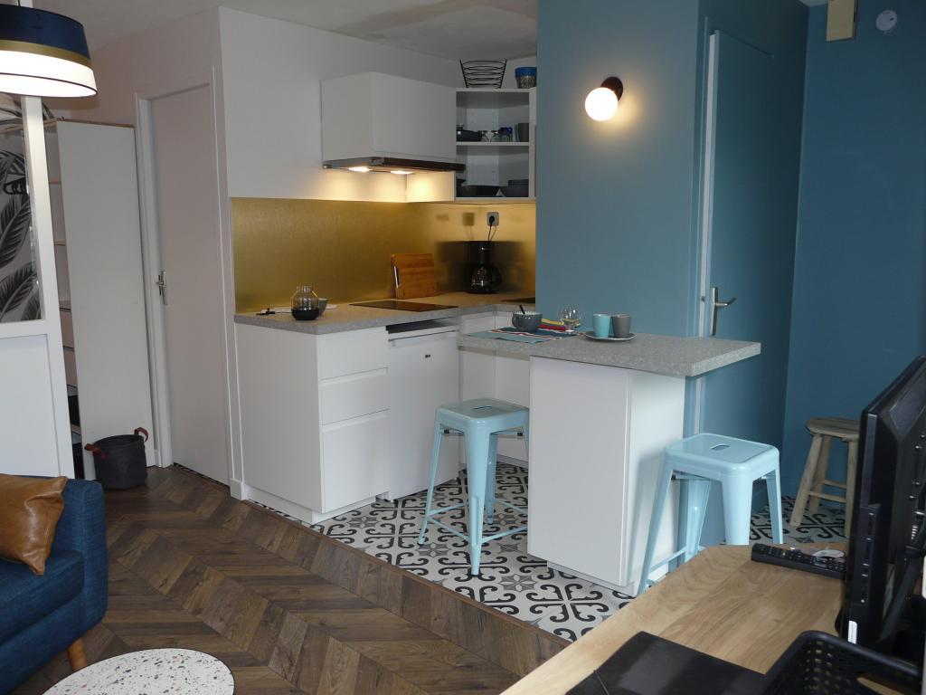 Location appartement entre particulier La Rochelle, de 20m² pour ce studio