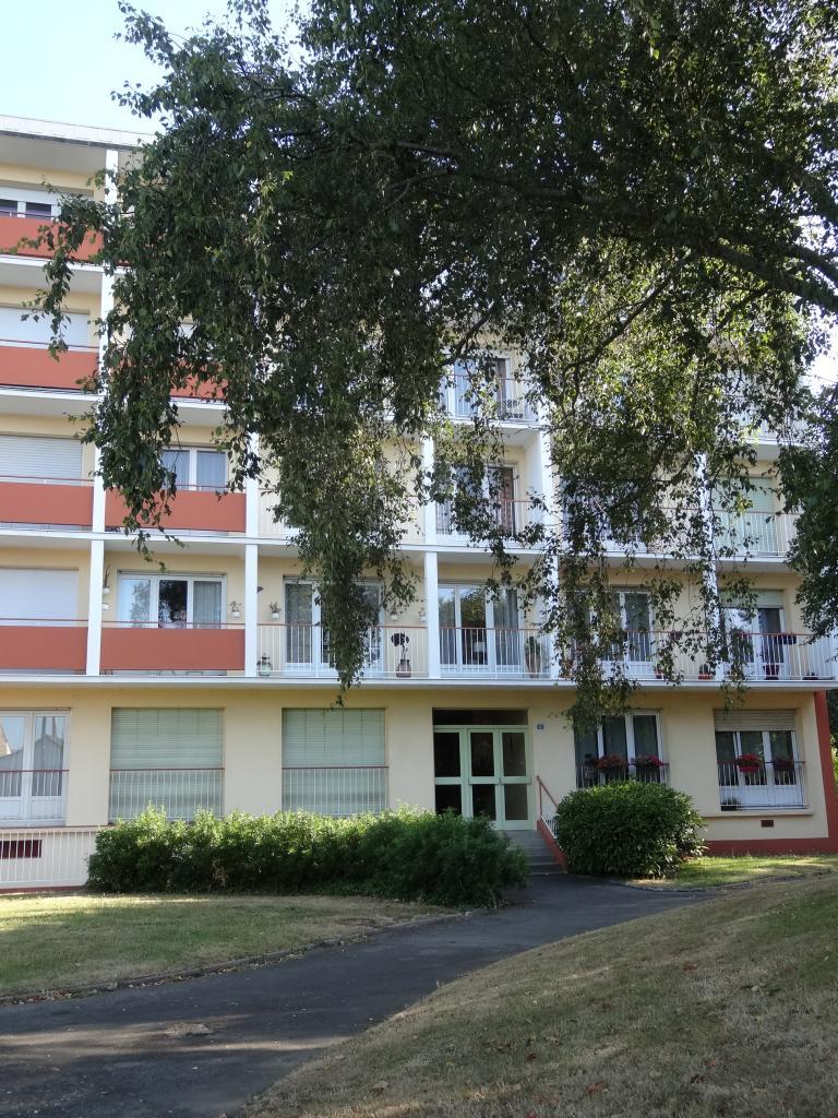 Location particulier à particulier, appartement à Saint-Brieuc, 63m²