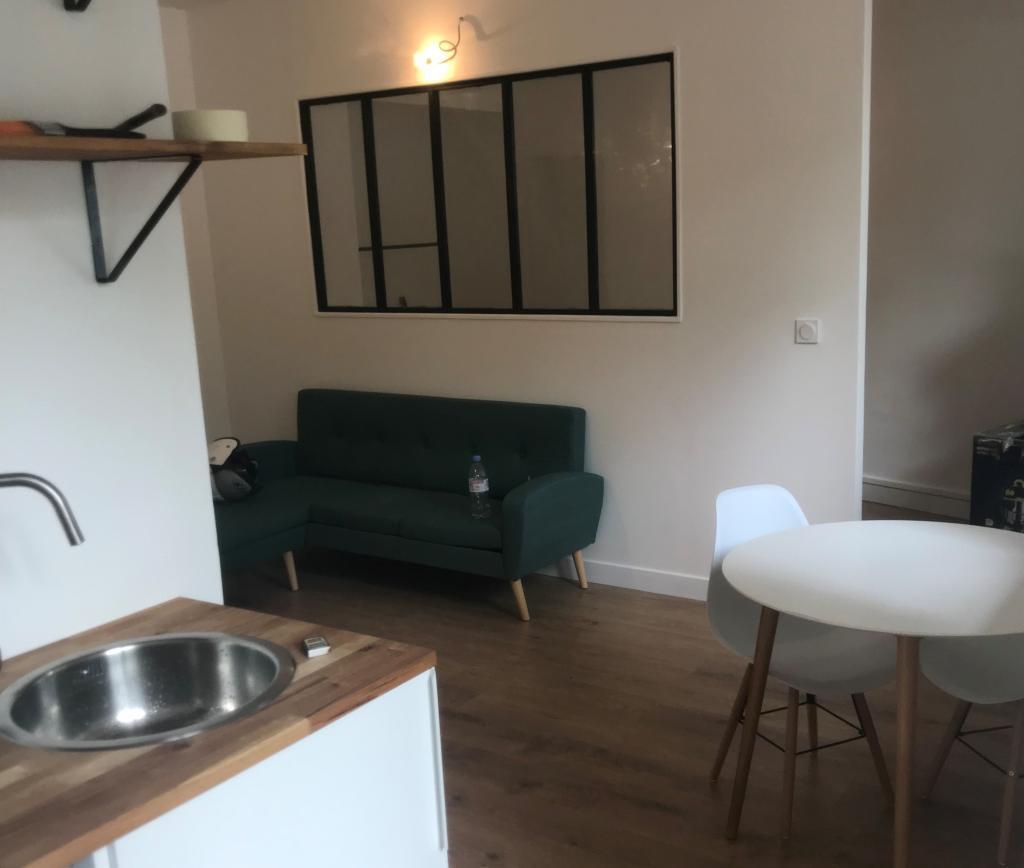 Location particulier à particulier, appartement à Aubervilliers, 32m²