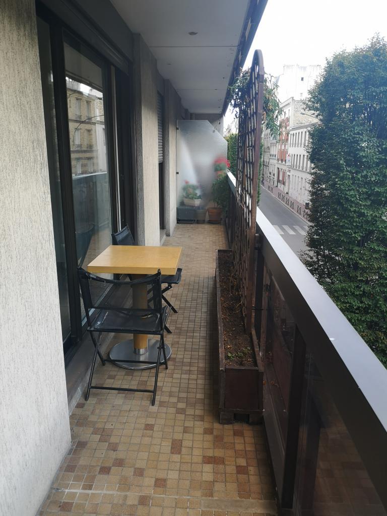 De particulier à particulier, appartement à Levallois-Perret, 42m²