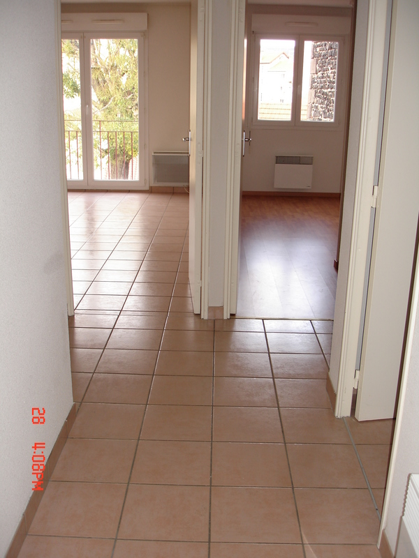 Location appartement par particulier, appartement, de 43m² à Clermont-Ferrand