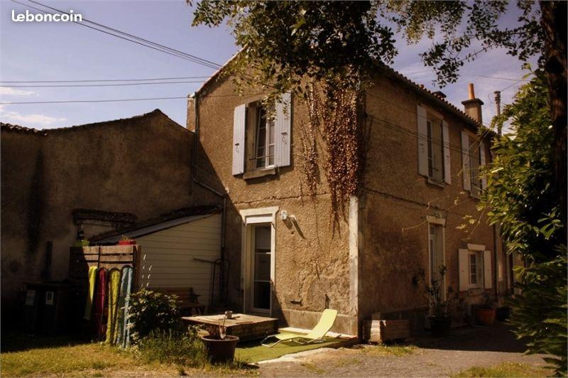 Location particulier à particulier, maison à Poitiers, 70m²