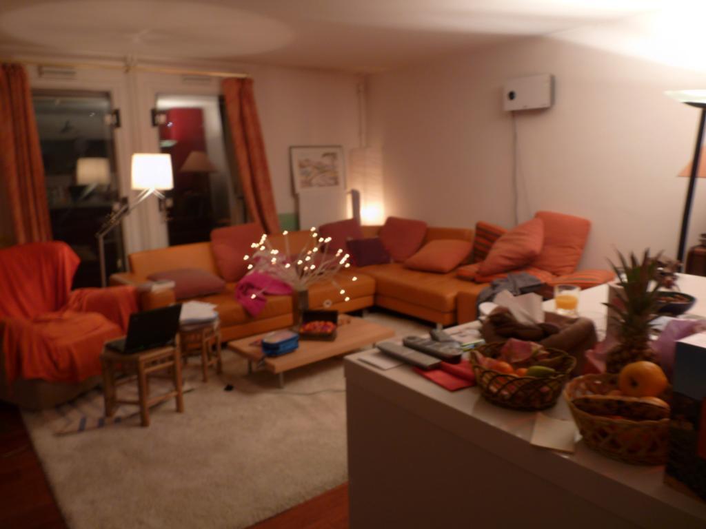 1 chambre disponible en colocation sur Nanterre