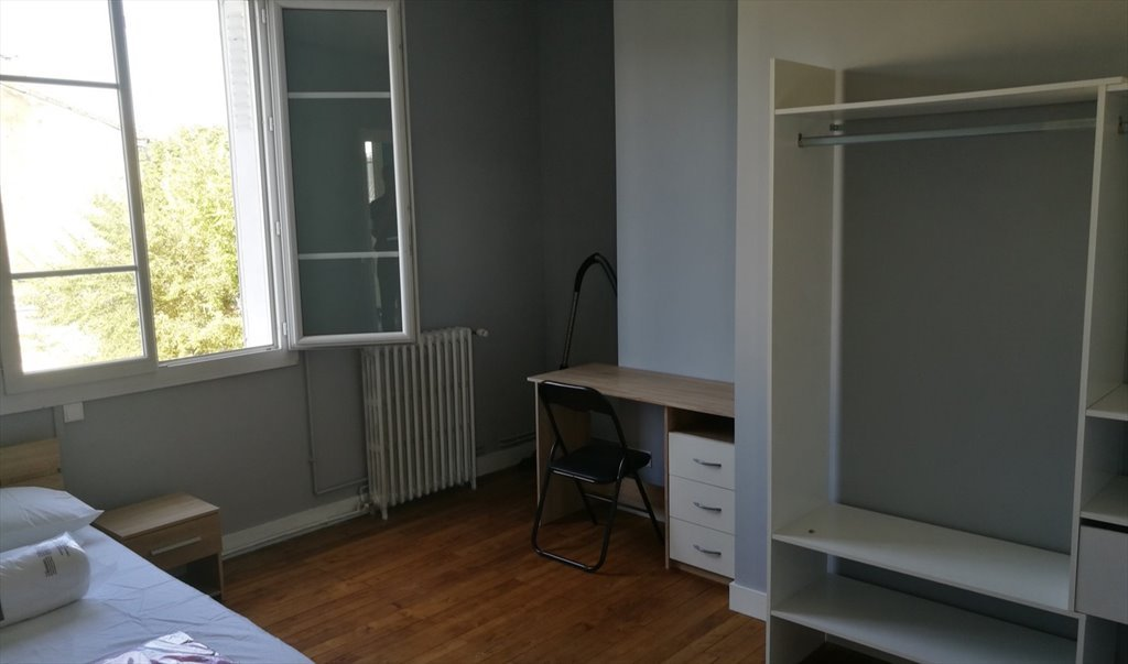 2 chambres disponibles en colocation sur Angouleme