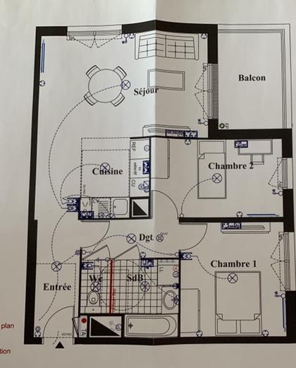 1 chambre disponible en colocation sur Neuilly sur Marne