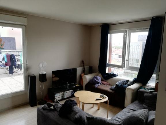 3 chambres disponibles en colocation sur St Denis