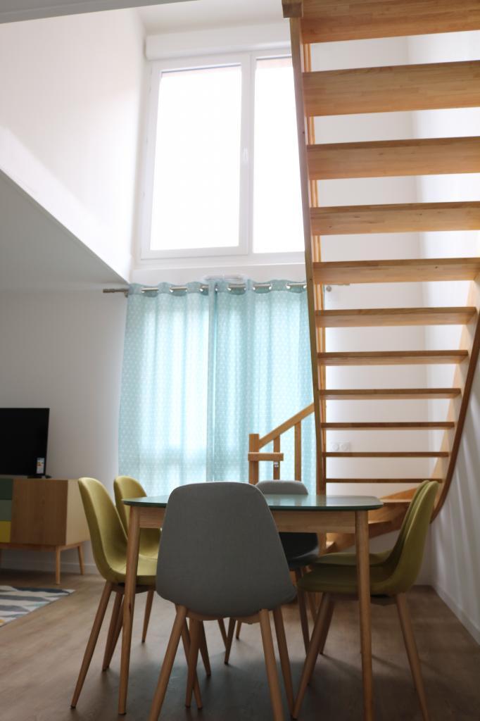 2 chambres disponibles en colocation sur Cergy