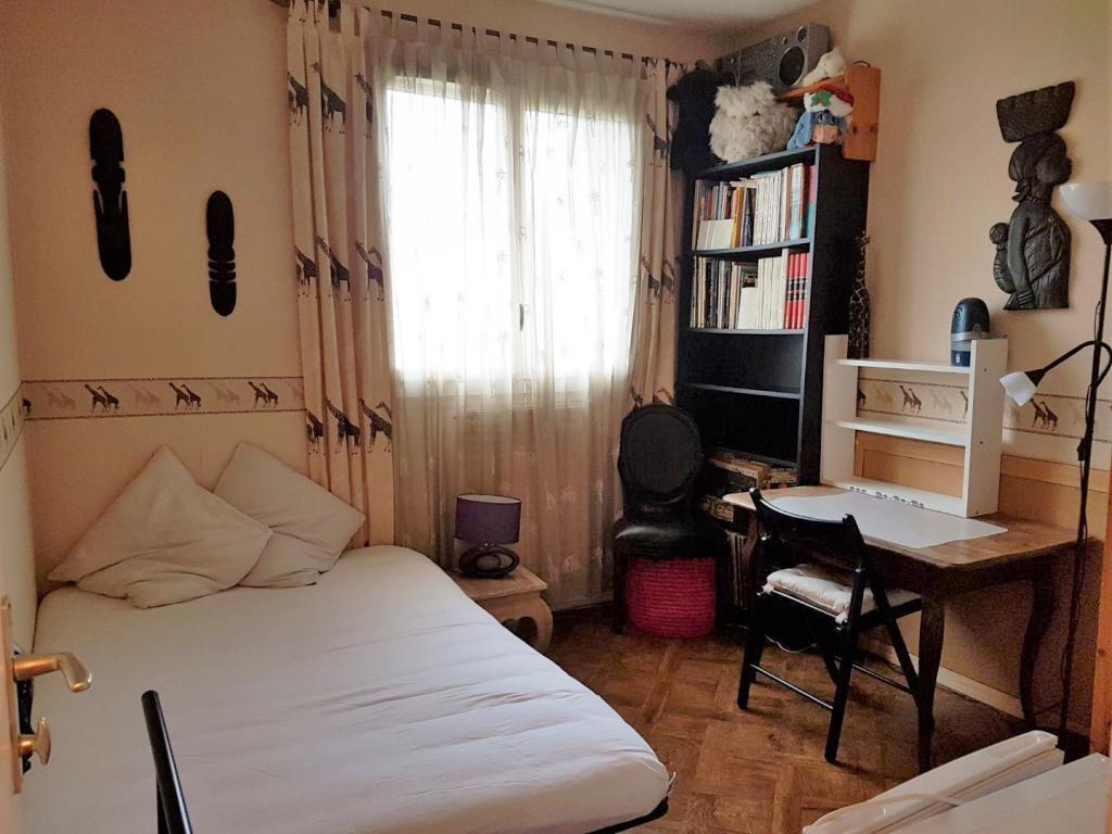 1 chambre disponible en colocation sur Montigny le Bretonneux