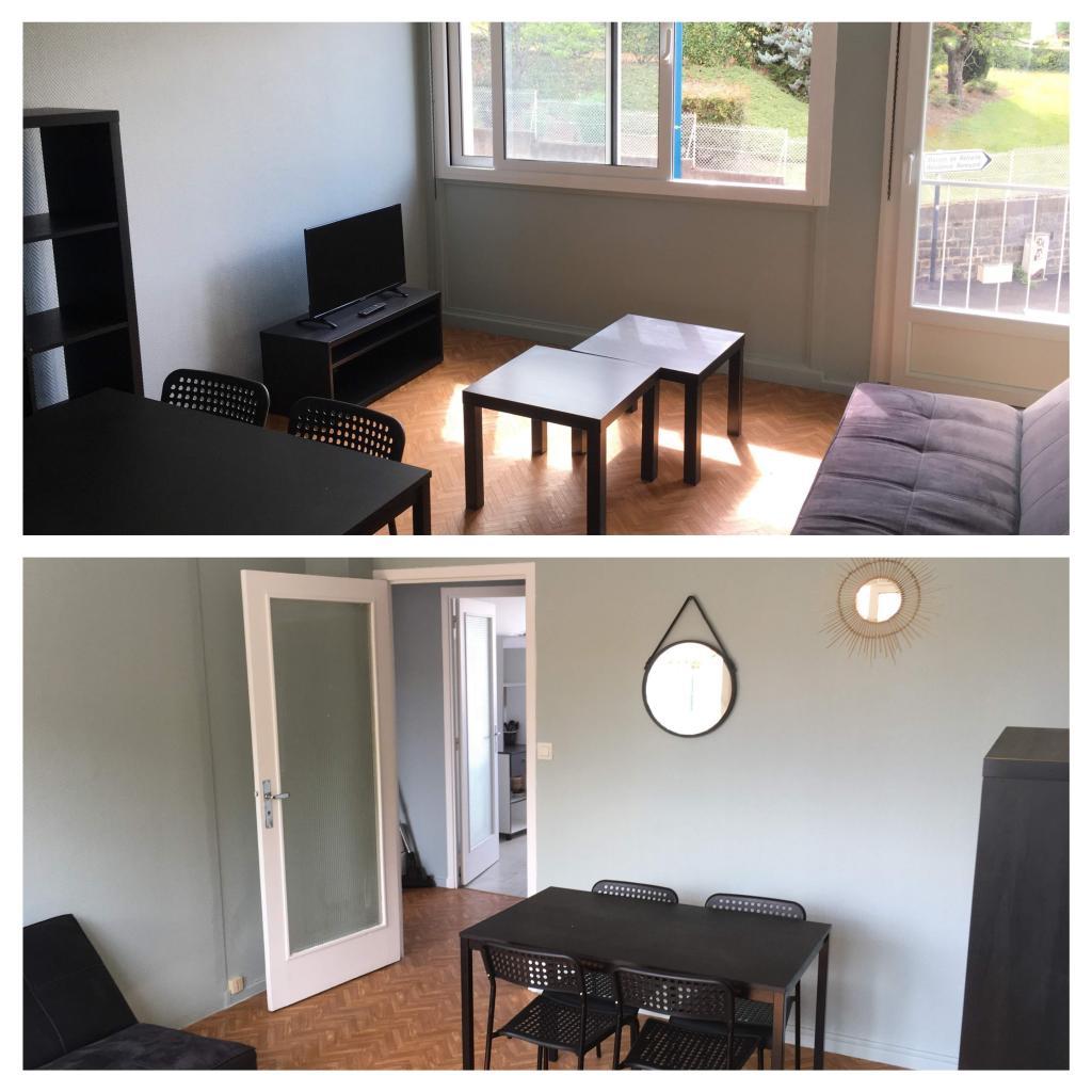 2 chambres disponibles en colocation sur Clermont Ferrand