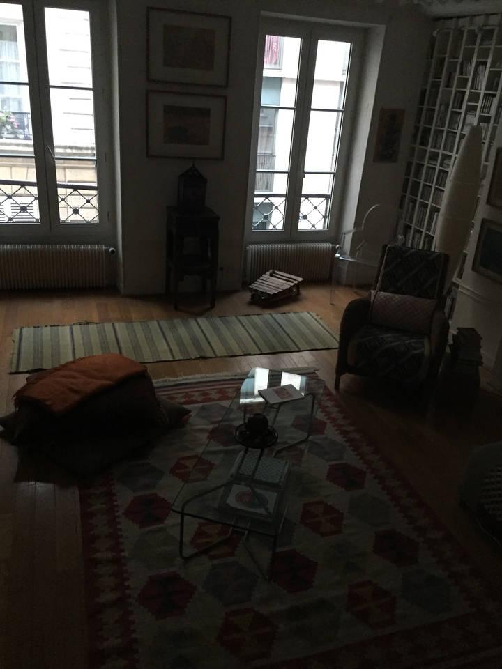 Colocation paris 09 3 chambres louer 650 for Chambre a louer paris etudiant