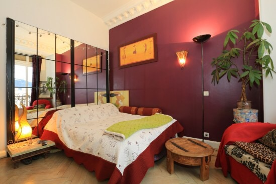 Colocation nice 2 chambres louer 480 for Chambre a louer nice particulier