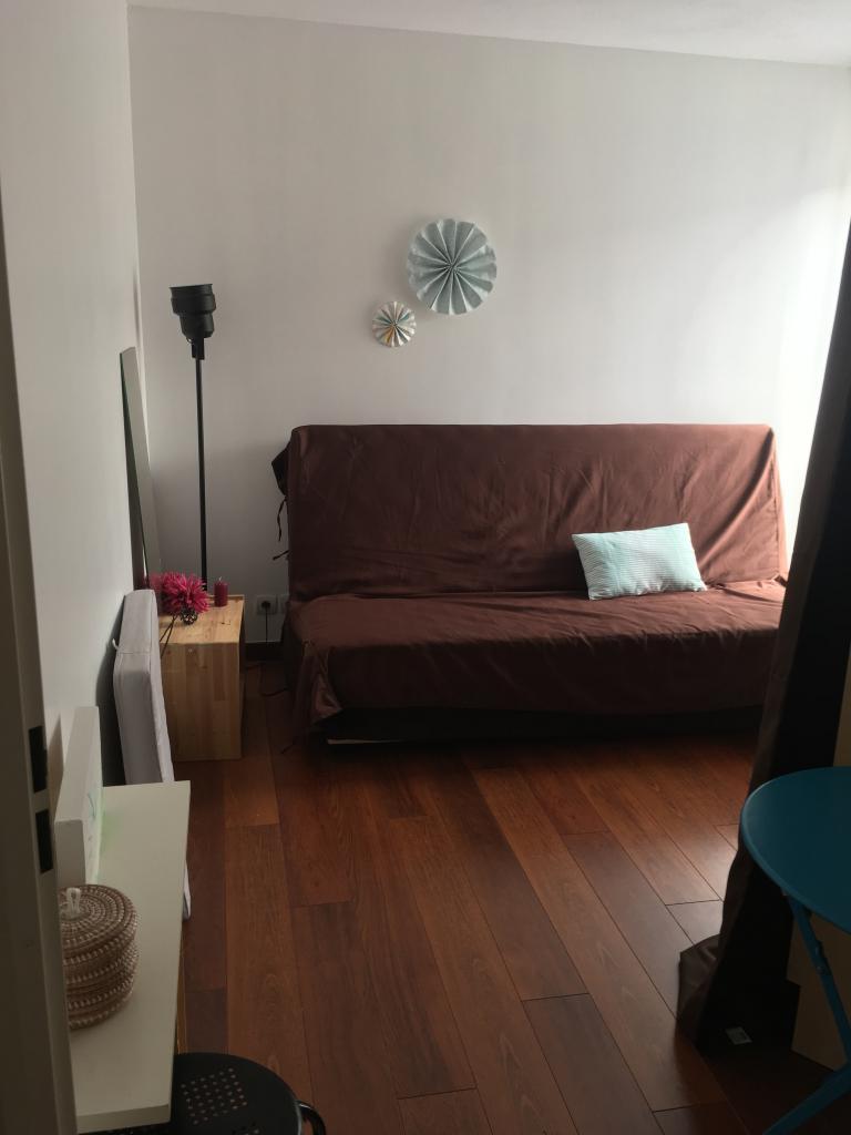 1 chambre disponible en colocation sur St Ouen