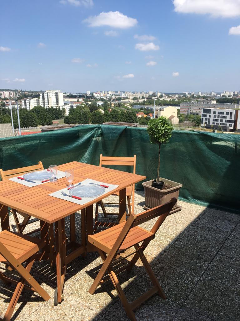 1 chambre disponible en colocation sur Pierrefitte sur Seine