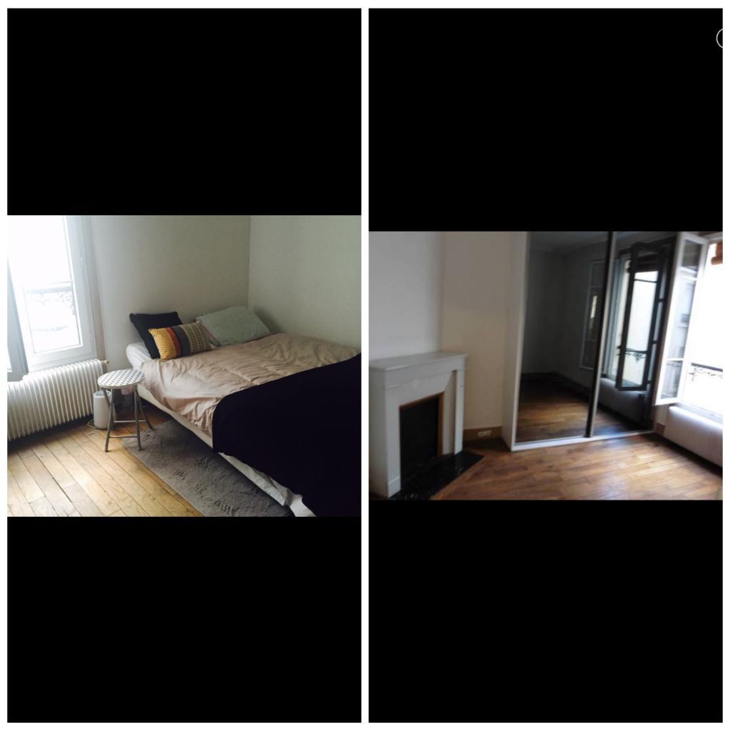 1 chambre disponible en colocation sur Paris 16
