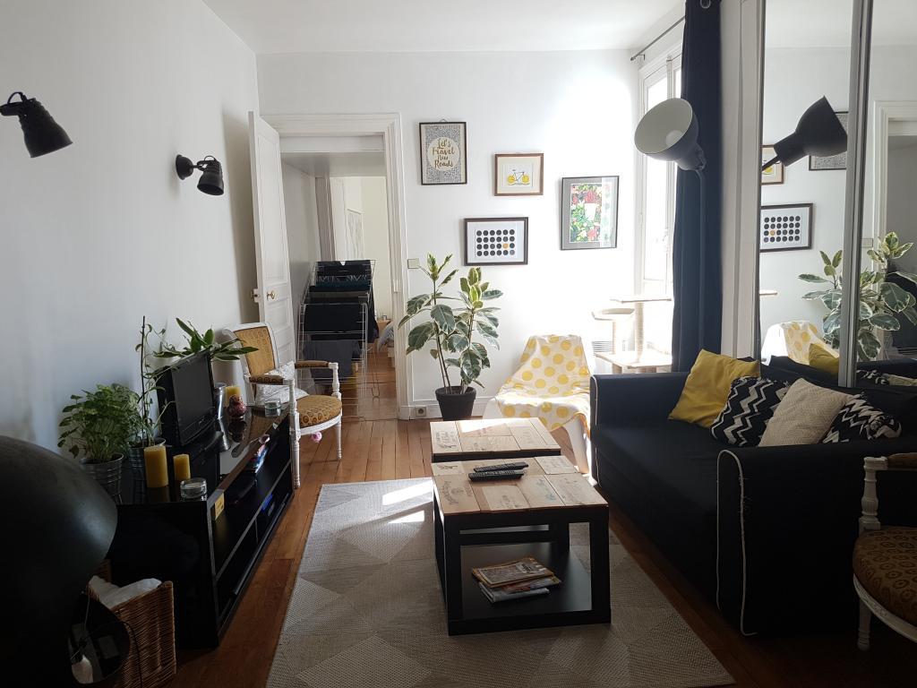 1 chambre disponible en colocation sur Paris 07