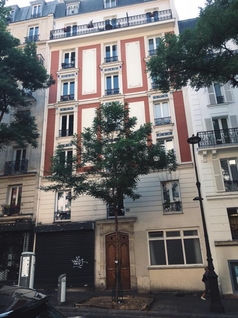 1 chambre disponible en colocation sur Paris 19