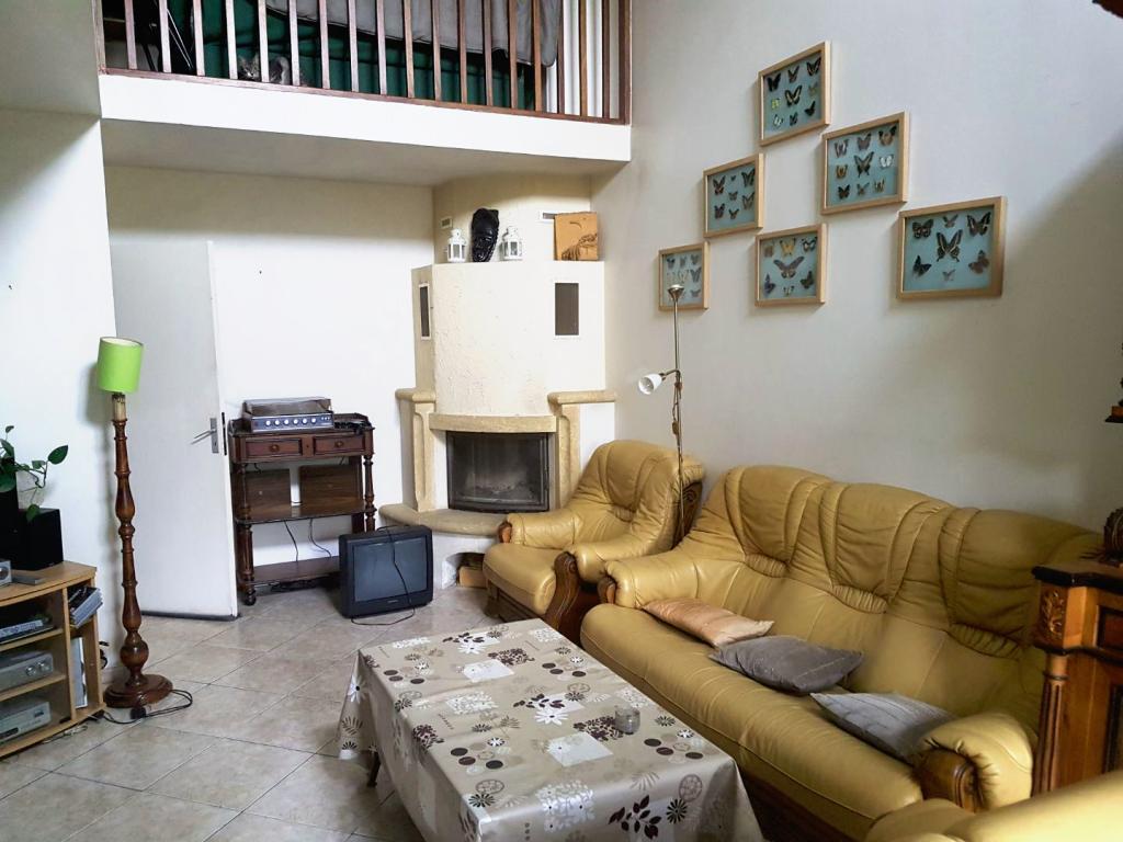 1 chambre disponible en colocation sur St Leu la Foret