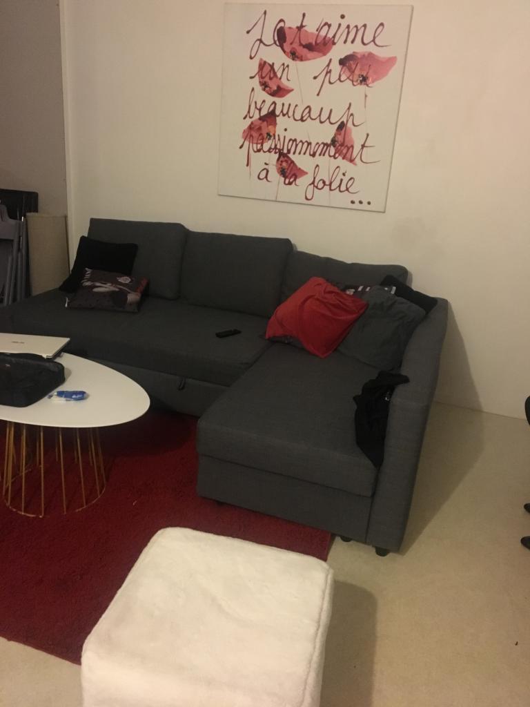 1 chambre disponible en colocation sur Paris 11