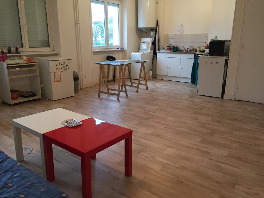 1 chambre disponible en colocation sur Brest