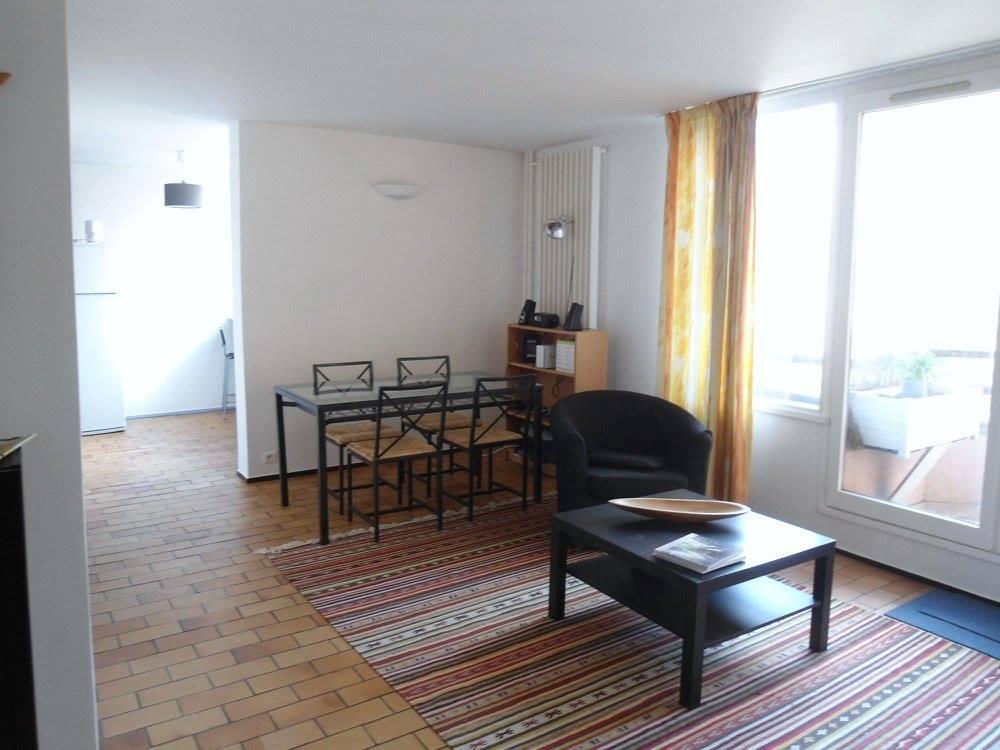1 chambre disponible en colocation sur Champs sur Marne