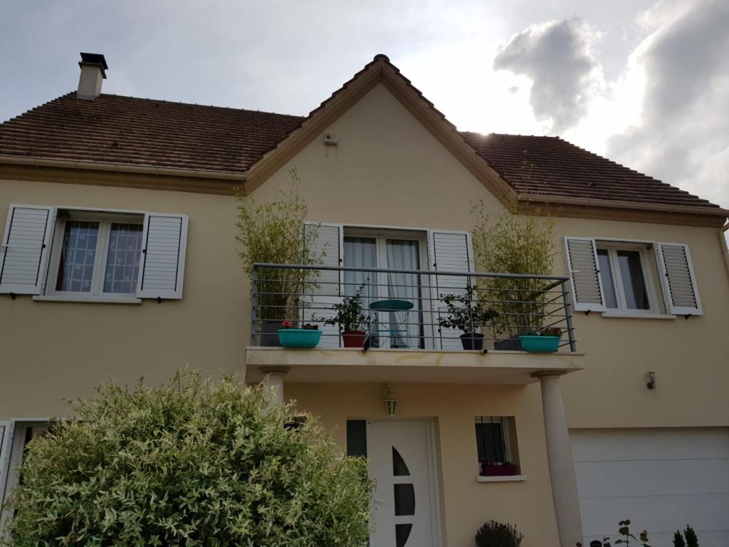 2 chambres disponibles en colocation sur Villeneuve St Denis