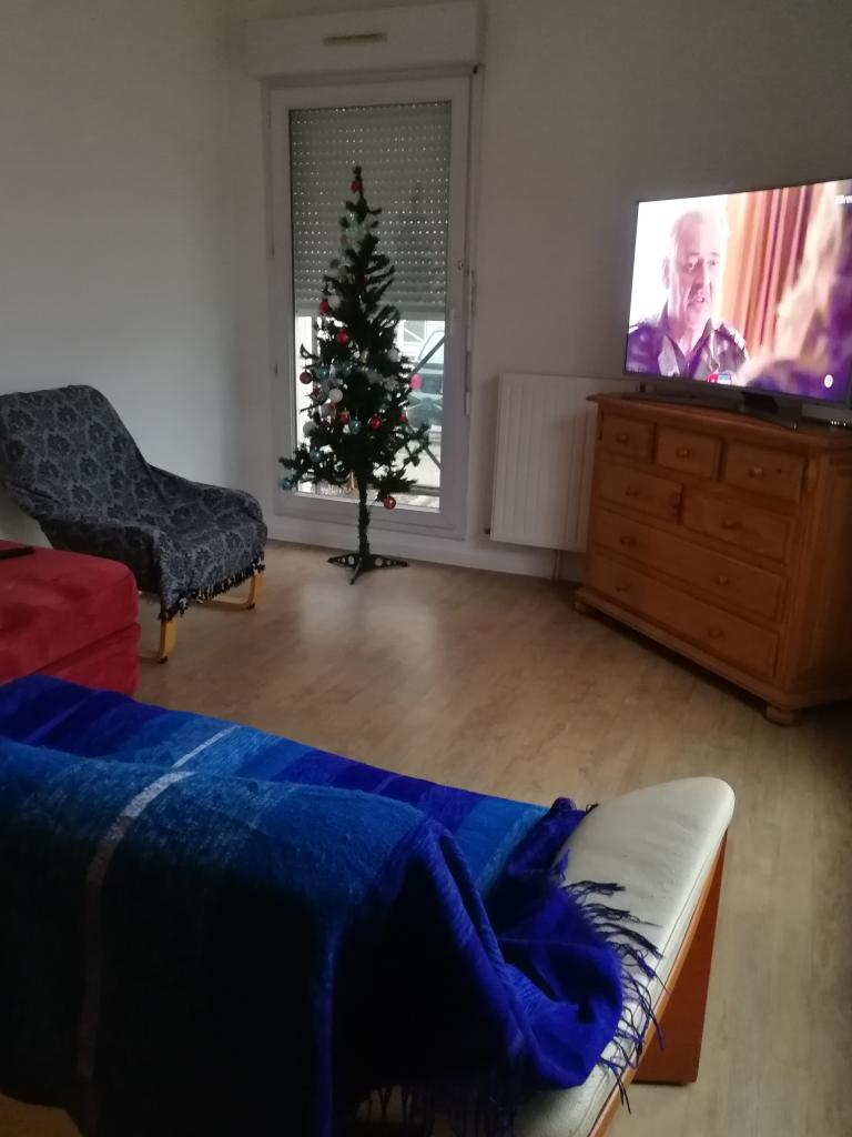 1 chambre disponible en colocation sur Bailly Romainvilliers