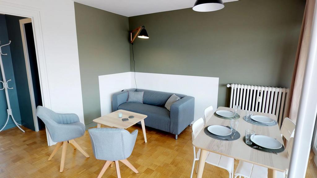 3 chambres disponibles en colocation sur Angers