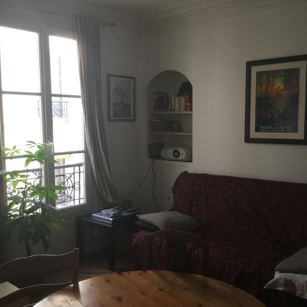 1 chambre disponible en colocation sur Paris 18