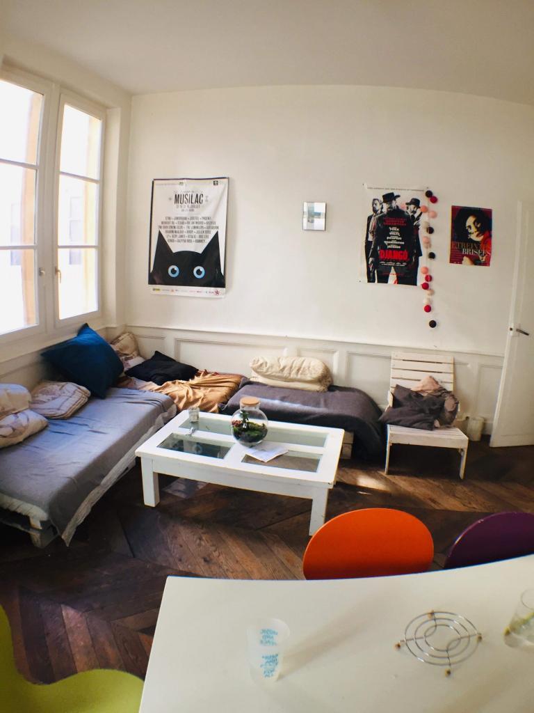 2 chambres disponibles en colocation sur Lyon 1