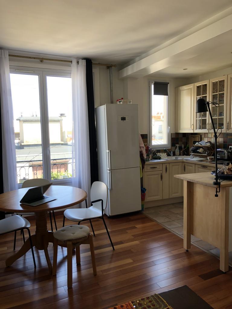 1 chambre disponible en colocation sur Vincennes