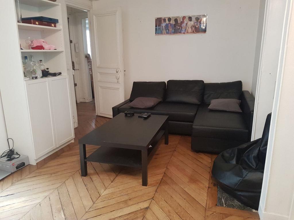 1 chambre disponible en colocation sur Paris 04