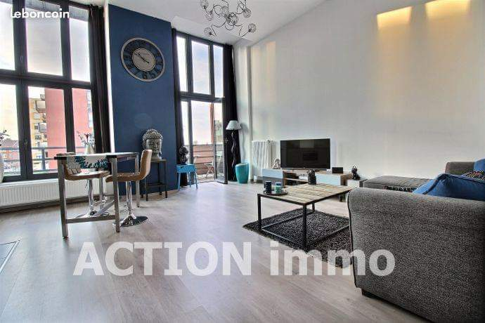 1 chambre disponible en colocation sur Hellemmes Lille